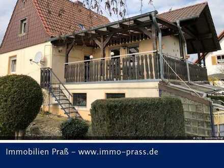 Top-Gelegenheit! Gemütliches Einfamilienhaus mit wunderschönem Grundstück in Hohenöllen