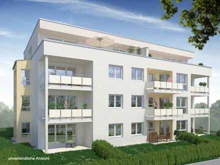 Wunderschöne Neubauwohnung mit großem Balkon und Einbauküche
