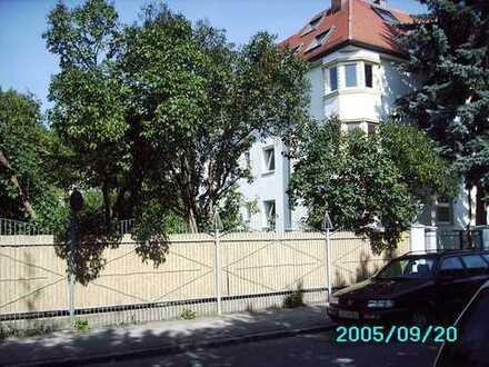 3,5 ZKB 98 qm Wohnung im Erdgeschoss im Antonsviertel mit großem Garten