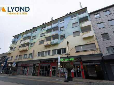 Dieses gemütliche Appartment in der Dortmunder Innenstadt kommt zum Verkauf!