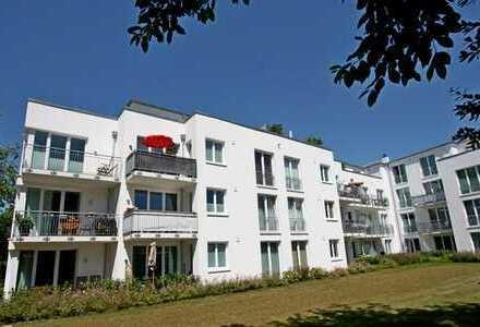 Neuwertige 2 Zimmer Penthouse-Wohnung mit 2 Dachterrassen in Schnelsen