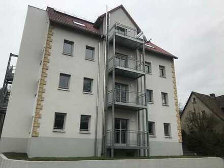 Erstbezug nach Sanierung: ansprechende 4-Zimmer-Wohnung mit Balkon in Dietenhofen