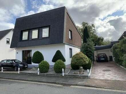 Architektenhaus in ruhiger Seitenstraße von Bremen-Farge