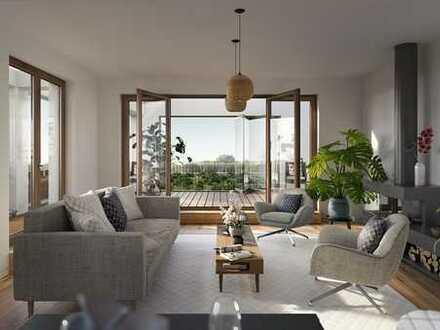 Das unvergleichliche Penthouse - gehobener Stil mit Freiheit nach oben!