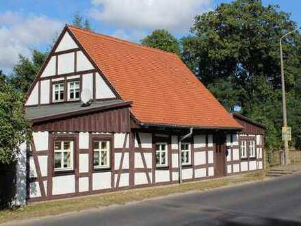 Geschichtsträchtiges Fachwerkhaus - ehemaliges Zollhaus