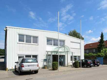 RICH - Flexibel nutzbare Büroflächen in Eppelheim Gewerbegebiet Nord - provisionsfrei