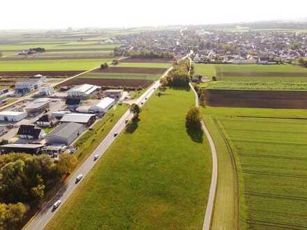 Spekulationsgrundstück in Wehringen
