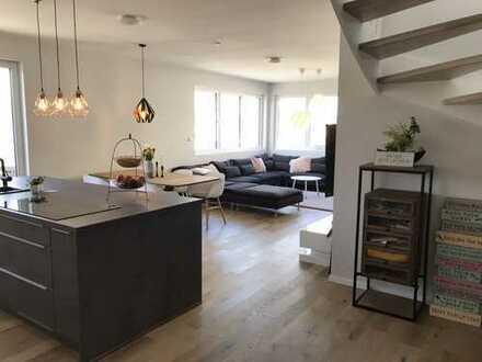 Einzigartige Masionetten Penthouse-Wohnung mit großer Terrasse,Doppelgarage und Aufzug in Rimbach