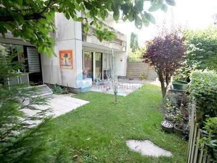 ...mögliche großzügige 4,5 ZW im Stadtgebiet Heuchelhof mit Terrassen und großem Garten...