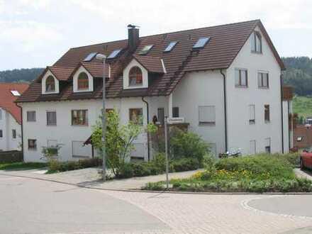 Schöne 2,5 Zimmer Obergeschosswohnung mit herrlichen Aussicht