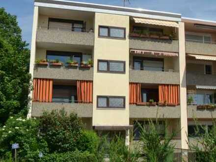 4-Zimmer-Eigentumswohnung mit 2 Balkone, Dossenheim/Heidelberg, gute Ortslage/West