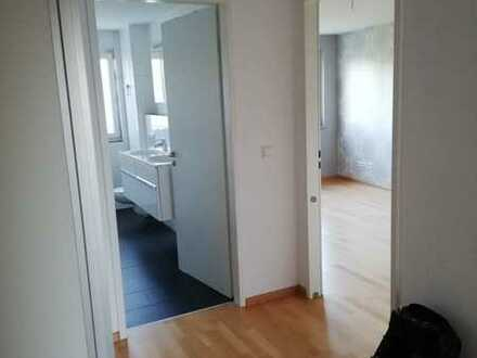 Moderne hochwertige 2-Zimmer-Wohnung mit Balkon und Einbauküche in Freiburg im Breisgau