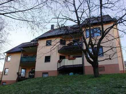 Gepflegte 4-Zimmer-Eigentumswohnung mit 2 Balkonen und Aussicht in 70599 Stuttgart-Birkach