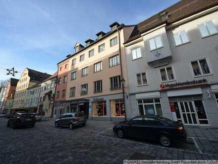 Bürofläche in TOP-Innenstadtlage in der Fußgängerzone! - Aufteilung möglich - Provisionsfrei