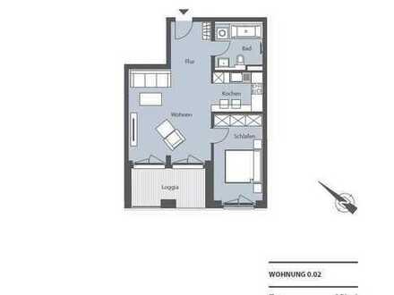 Schöne 2-Zimmer Eigentumswohnung im Zentrum von Leipzig