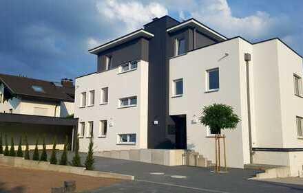 NEUBAU ERSTBEZUG Hochwertig ausgestattete 4 Zi.-Wohnung in bester Wohnlage.