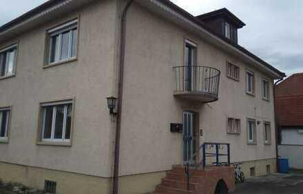 Geräumige 4-Zimmer-Wohnung mit EBK in Hechingen