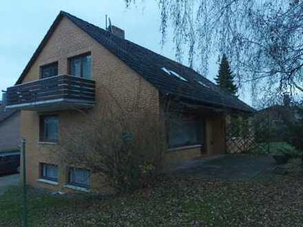Gepflegtes 2 Familienhaus mit Garten in Beckedorf zu kaufen