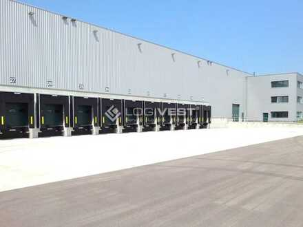 Provisionsfrei ! Projektierter Neubau einer hochmodernen Lager-und Logistikhalle in Bremen