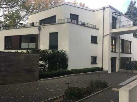 Moderne 3-Zimmer-Wohnung mit Terrasse in Poppenbüttel