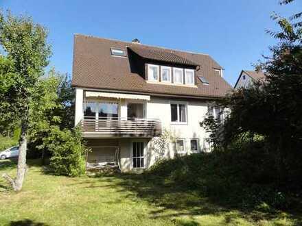 Einfamilienhaus mit großem Grundstück in Top-Lage von Aalen