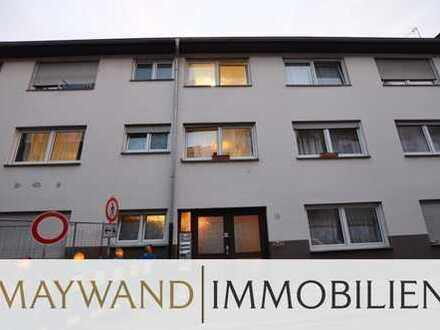 Wohnung zum kleinen Preis im 1. OG eines gepflegten Hauses in Mannheim