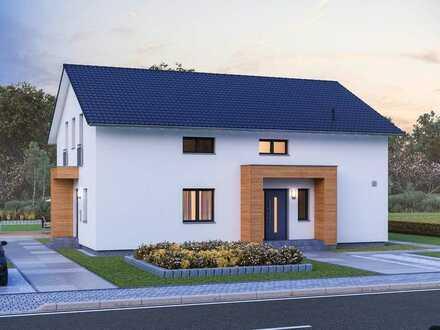 Bauen Sie ein Mehfamilienhaus in Bischweier - Neubaugebiet Winkelfeld bald verfügbar.