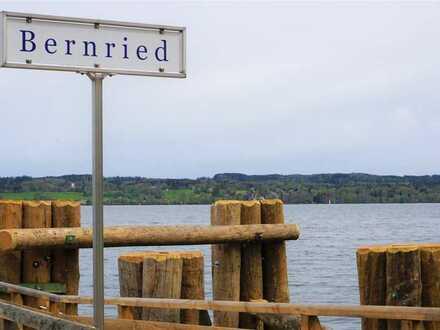 Möblierte 3,5-Zimmer-Wohnung in Bernried am Starnberger See für 1 Jahr zu vermieten