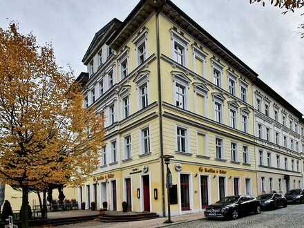 3- Zimmer Wohnung in Bahnhofsnähe Erstbezug nach Renovierung