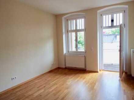 Tolle 2-Raum-Wohnung mit Balkon und Tageslichtbad