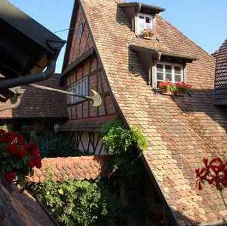 """""""Stattliches Fachwerkhaus mit romantischem Innenhof"""""""