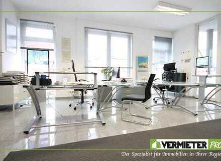 Büro / Showroom mit angeschlossenen Flächen in Maintal