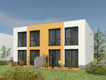 Modernes Zweifamilienhaus in DH-Stil im Grünen (WE 5)