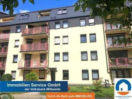 2-Zimmerwohnung und Stellplatz am Schwanenteich