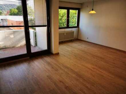 Schöne 2-Zimmer-Wohnung mit 2 Balkonen in Karlsruhe