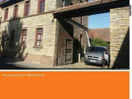 Idyllischer Winzerhof sucht Liebhaber