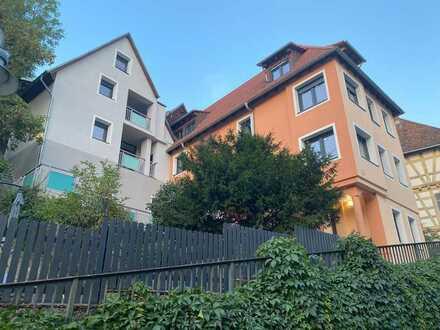 Stilvolle, sanierte 4-Zimmer-Wohnung mit Balkon in Vaihingen