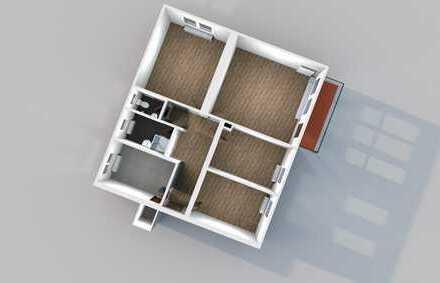 Schöne 4-Zimmer-Wohnung in Bünde