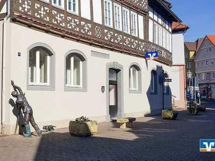 Modernes und charmantes Wohnen im Zentrum von Rotenburg a. d. Fulda!
