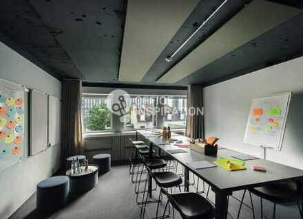 Hochwertiges All-inclusive Co-office mit eigenen, abschließbaren Büros