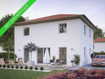 Massive Stadtvilla mit Ihrem eigenen Grundriss. Das Grundstück haben wir auch für Sie in Meusdorf !