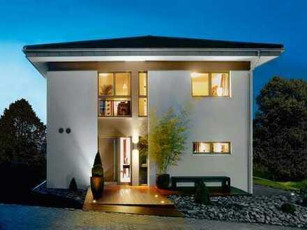 ! Energieeffizienz plus individuelle Architektur !