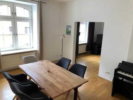 Wohnung mit Balkon und EBK nahe der Isar (Mietdauer mind. 1 Jahr)