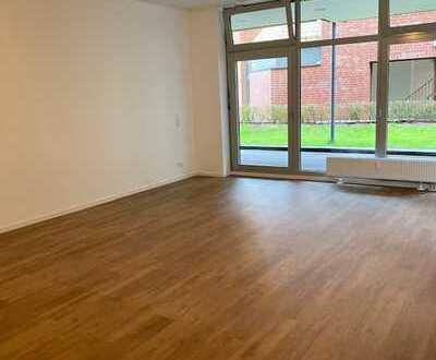 3-Raum Wohnung mit Terrasse + Einbauküche