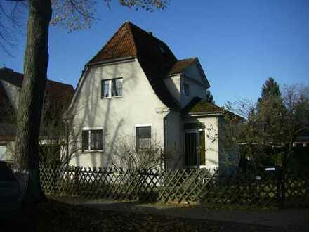 Einfamilienhaus in ruhiger Straße