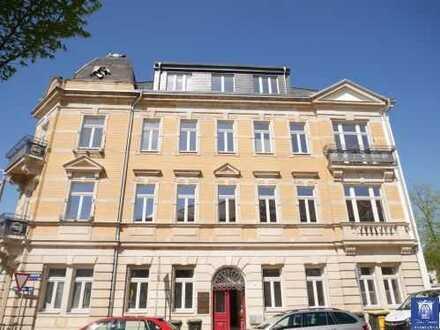 Exklusive Dachgeschoss-Galeriewohnung mit großer Terrasse im 'Palais Weißer Hirsch'!