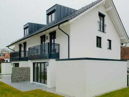 Doppelhaushälfte mit Küche & LAN