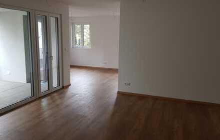 Erstbezug: exklusive 2-Zimmer-Wohnung mit Balkon in Weil am Rhein