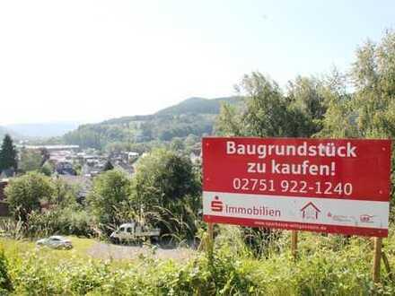 Genießen Sie den wunderbaren Fernblick über Bad Laasphe! (Zwangsversteigerung)