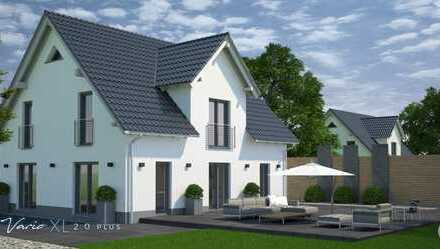 Bebauen Sie dieses schön gelegene Grundstück mit Ihrem individual gestaltetem Traumhaus!